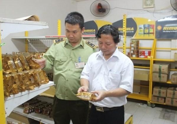Thanh tra liên ngành ATVSTP tại Hà Nội