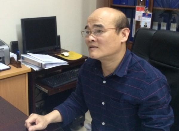 TS Nguyễn Huy Quang, Vụ trưởng Vụ Pháp chế - Bộ Y tế trả lời phỏng vấn về vụ việc