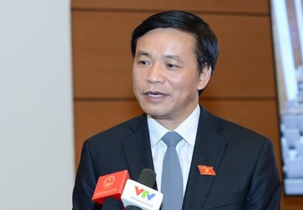 Tổng thư ký Quốc hội Nguyễn Hạnh Phúc xác nhận việc bãi tư cách ĐBQH khóa XIV với bà Nguyễn Thị Nguyệt Hường là do vi phạm Luật Quốc tịch
