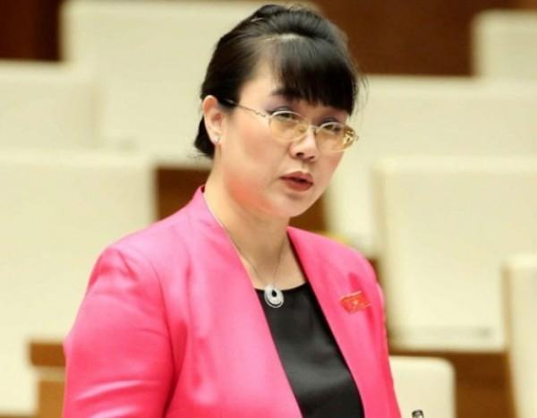 Bà Nguyễn Thị Nguyệt Hường không được xác nhận tư cách ĐBQH vì vi phạm Luật Quốc tịch