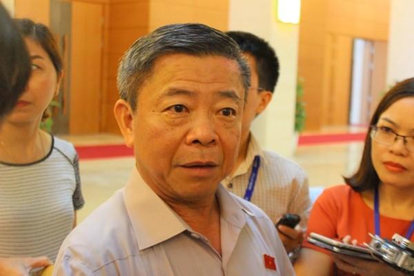 Ông Võ Kim Cự chia sẻ cá nhân rất trăn trở vì không ngờ xảy ra sự cố của Formosa