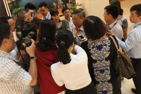Ông Võ Kim Cự: Động cơ khi cấp phép cho Formosa là tích cực! ảnh 1