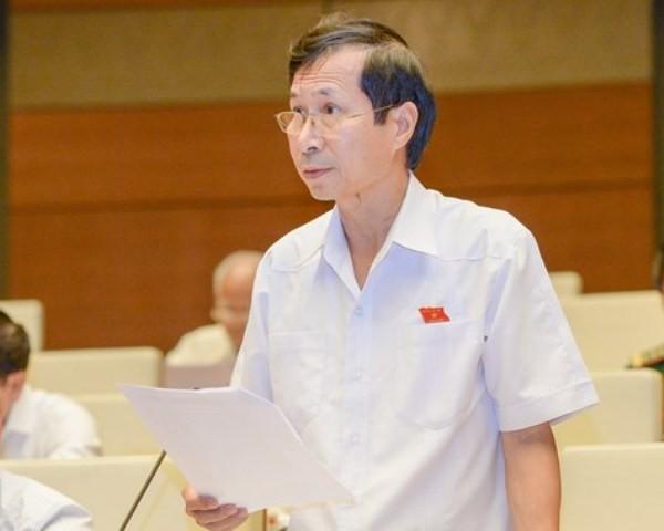 ĐBQH Bùi Văn Phương (đoàn Ninh Bình) trăn trở về bộ máy tổ chức và cán bộ hiện nay
