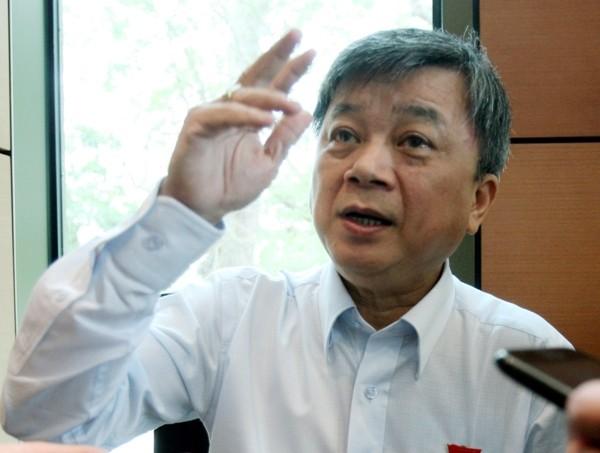 ĐBQH Trương Trọng Nghĩa cho rằng nên sớm xem xét trách nhiệm của ông Võ Kim Cự