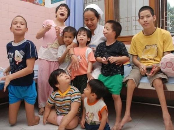 Ở Việt Nam đã xuất hiện thế hệ nạn nhân chất độc da cam thế hệ thứ 4
