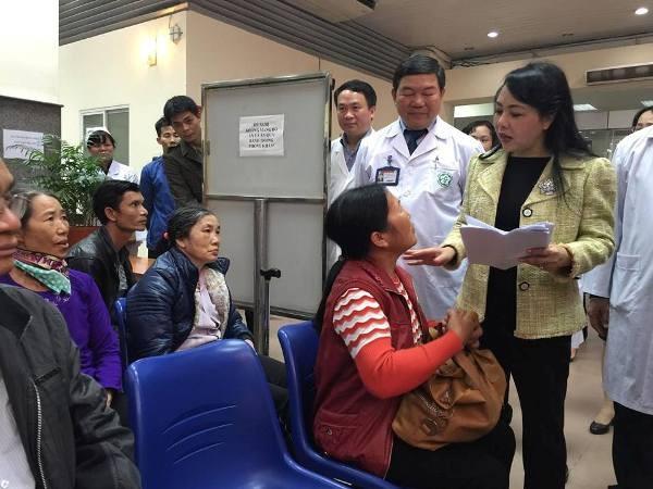 Một bệnh nhân phải ánh với Bộ trưởng Bộ Y tế về thời gian chờ khám tại Bệnh viện Bạch Mai