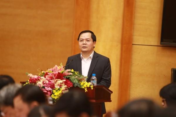 Bí thư Quận ủy Tây Hồ Nguyễn Văn Thắng đề xuất nhiều nội dung với Thành ủy Hà Nội