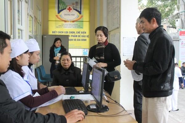 Hà Nội là địa phương thứ 3 sau Phú Thọ, Bắc Ninh thí điểm lập hồ sơ quản lý sức khỏe