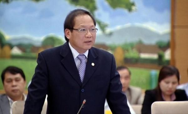 Bộ trưởng Bộ TT-TT Trương Minh Tuấn trả lời chất vấn về an ninh mạng