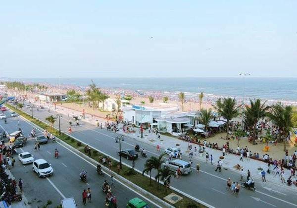 Định hướng phát triển thành phố Sầm Sơn thành đô thị du lịch cấp quốc gia