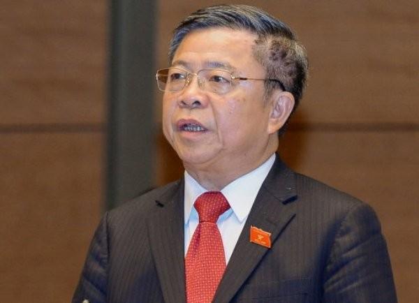 Bộ Nội vụ đang xem xét chức danh Chủ tịch Liên minh Hợp tác xã Việt Nam