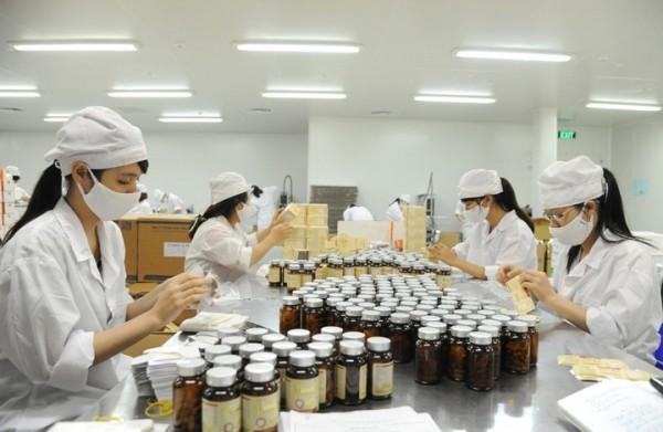 Thuốc sản xuất trong nước hiện mới chỉ đáp ứng được khoảng 50% nhu cầu tiêu dùng