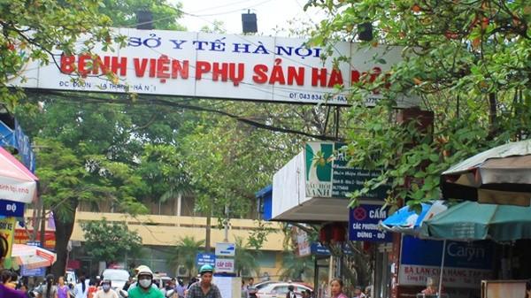 """Bộ Y tế yêu cầu làm rõ vụ bệnh nhân """"tố"""" bác sĩ Bệnh viện Phụ sản Hà Nội"""