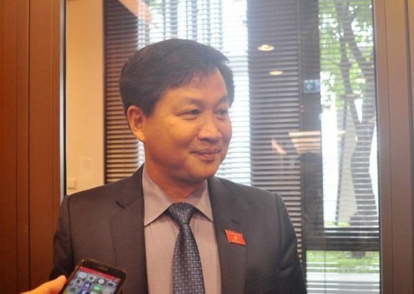 Tân Tổng Thanh tra Chính phủ Lê Minh Khái tại Quốc hội