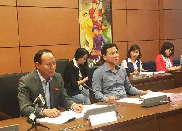 Thượng tướng Lê Quý Vương: Không chỉ người có chức vụ, quyền hạn mới tham nhũng ảnh 1
