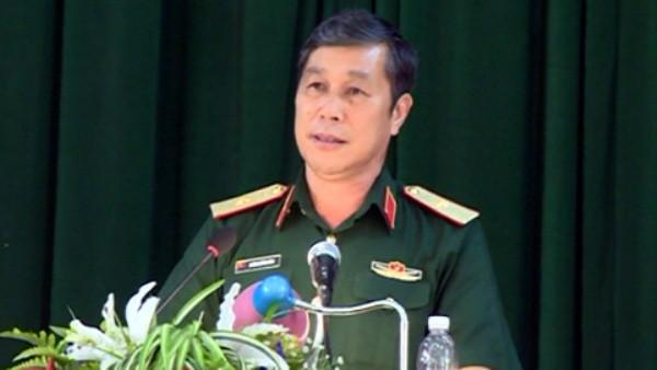 Thiếu tướng Hoàng Công Hàm, Phó Tư lệnh Quân khu 1