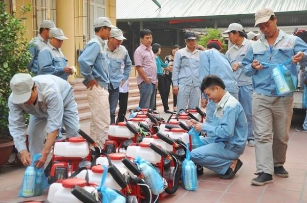 Với các biện pháp phòng dịch quyết liệt, Hà Nội đã khống chế thành công dịch SXH