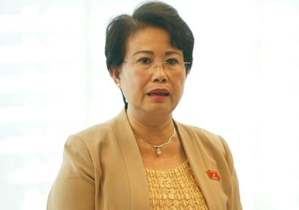 Phó Bí thư Tỉnh ủy- Trưởng đoàn ĐBQH tỉnh Đồng Nai Phan Thị Mỹ Thanh