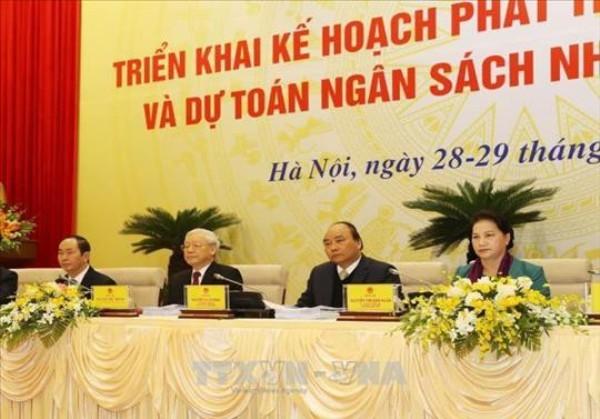 Tổng Bí thư Nguyễn Phú Trọng: Loại bỏ cán bộ tham nhũng, hư hỏng, tạo ra sức mạnh cho bộ máy ảnh 2