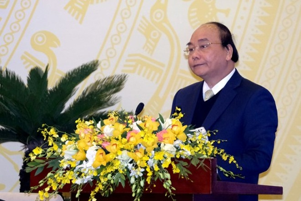 Thủ tướng Chính phủ Nguyễn Xuân Phúc đánh giá cao vai trò của công tác dân vận