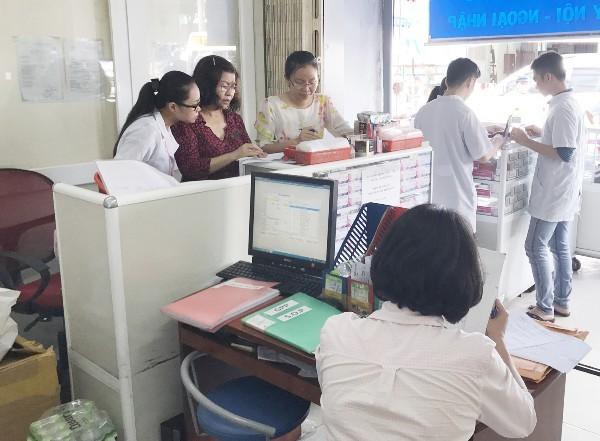 Năm 2018, Bộ Y tế sẽ áp dụng chương trình quản lý thuốc nối mạng cả nước đối với các nhà thuốc, quầy thuốc