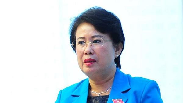 Bà Phan Thị Mỹ Thanh chính thức không còn là ĐBQH từ ngày 14-5-2018