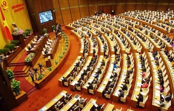 Sáng mai, 21-5, kỳ họp thứ 5 Quốc hội khóa XIV sẽ khai mạc