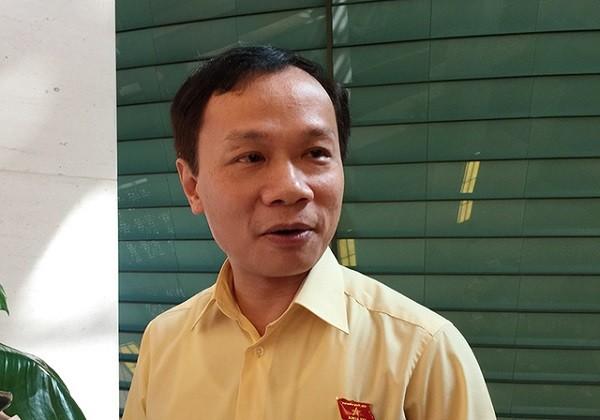 ĐBQH Phạm Tất Thắng trả lời báo chí về dự thảo Luật Giáo dục sửa đổi