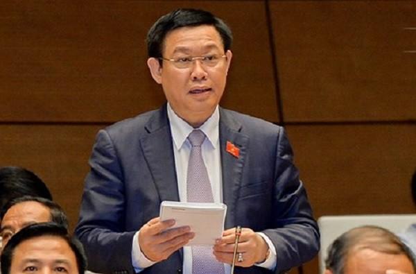Phó Thủ tướng Vương Đình Huệ sẽ thay mặt Chính phủ trả lời chất vấn của ĐBQH