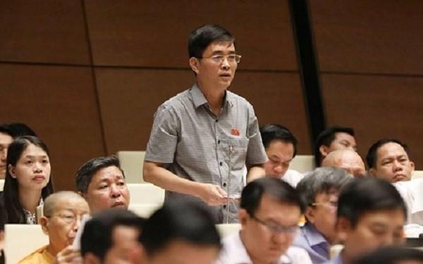 """ĐB Hoàng Quang Hàm: """"Bộ trưởng nói giải quyết BOT đứng trên lợi ích người dân,"""