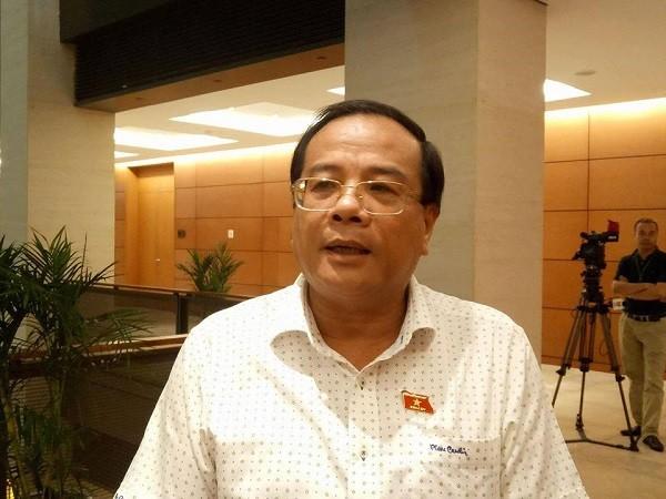 ĐBQH Huỳnh Thanh Cảnh, Phó Bí thư Thường trực Tỉnh ủy Bình Thuận trả lời báo chí