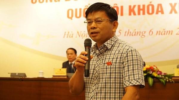 ĐB Nguyễn Thanh Hồng trả lời thêm câu hỏi của báo chí về Luật An ninh mạng