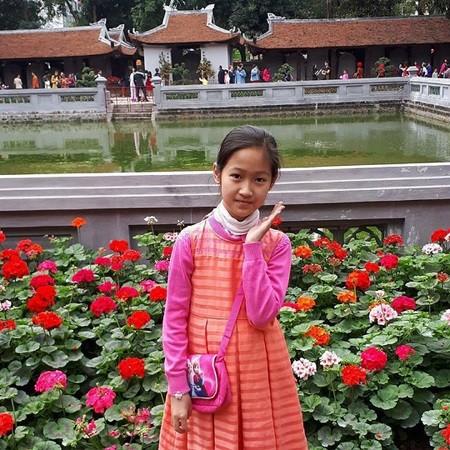 Bé Vân Nhi bị phát hiện mắc bệnh từ khi 2 tuổi nhưng luôn sống rất lạc quan