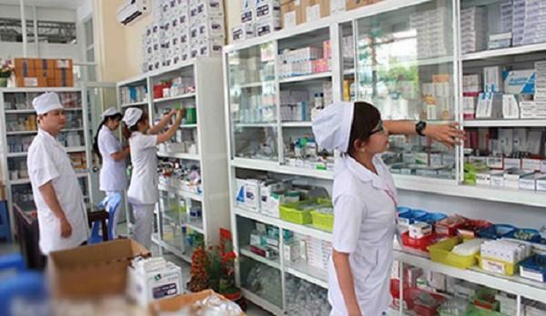 Tiến tới toàn bộ các nhà thuốc trên cả nước sẽ được nối mạng để quản lý trực tuyến