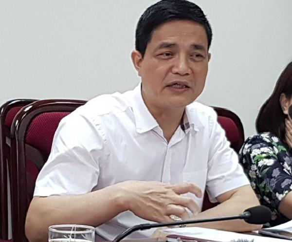Cục trưởng Cục ATTP Nguyễn Thanh Phong