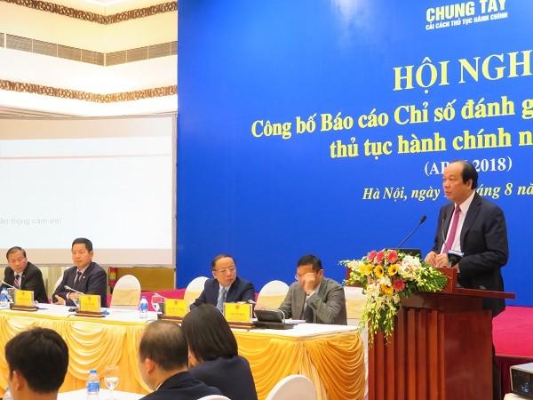 Bộ trưởng, Chủ nhiệm VPCP Mai Tiến Dũng chủ trì hội nghị