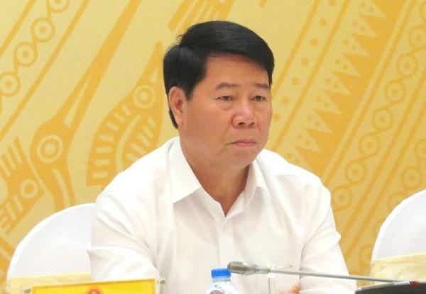 Thượng tướng Bùi Văn Nam, Thứ trưởng Bộ Công an thông tin tại buổi họp báo