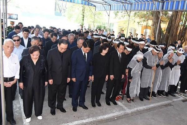 Bí thư Thành ủy Hà Nội: Đồng chí Nguyễn Đình Sở từ trần là mất mát lớn của thành phố ảnh 3