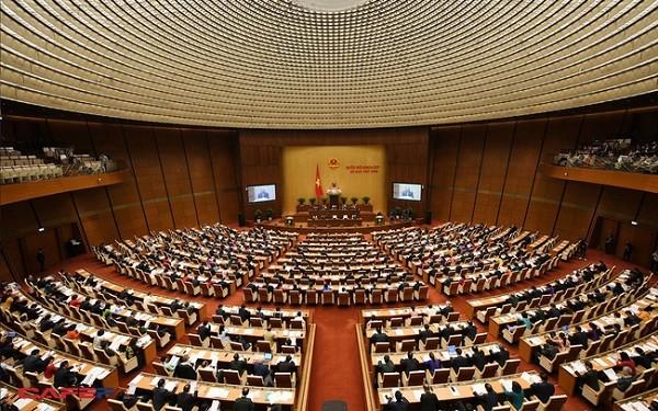 Ngày mai, 22-10, kỳ họp thứ 6-Quốc hội khóa XIV sẽ khai mạc (Ảnh tư liệu)