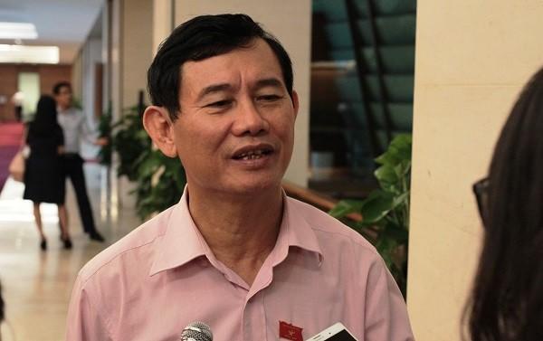 ĐBQH Nguyễn Ngọc Phương (đoàn Quảng Bình)