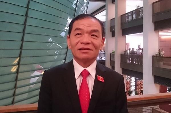 ĐBQH Lê Thanh Vân cho rằng Tổng Bí thư làm Chủ tịch nước là quy luật chính trị tất yếu