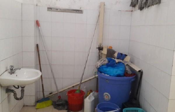 Nhà vệ sinh bệnh viện là tiêu chí khiến người bệnh kém hài lòng nhất