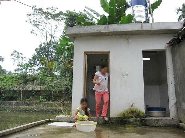 Ngành y tế mong muốn mọi người dân đều được sử dụng nhà tiêu hợp vệ sinh