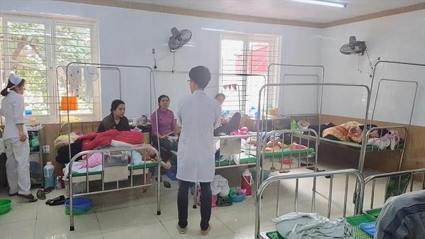 Gần 20 trẻ gặp phản ứng sau tiêm vaccine ComBE Five được điều trị tại Bệnh viện Trẻ em Hải Phòng (Ảnh: internet)