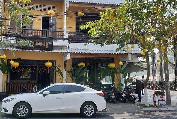 Cơ sở nhà đất ở địa chỉ 73 Nguyễn Thái Học được Thanh tra Chính phủ kết luận là UBND TP Đà Nẵng bán không qua đấu giá