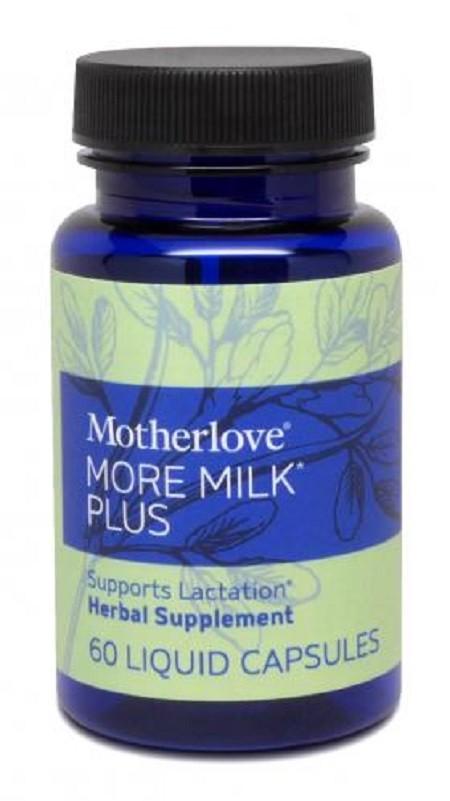 Sản phẩm thực phẩm bảo vệ sức khỏe lợi sữa More milk plus được quảng cáo trên mạng