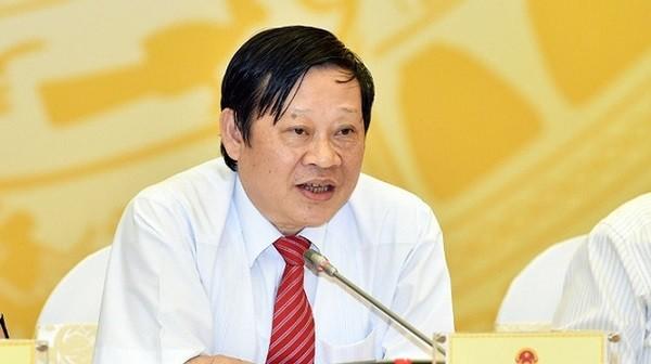 Thứ trưởng Bộ Y tế Nguyễn Viết Tiến