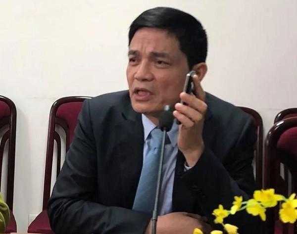 Chính Cục trưởng Cục ATTP Nguyễn Thanh Phong từng nhận được các cuộc gọi tư vấn sức khỏe, gạ bán sản phẩm