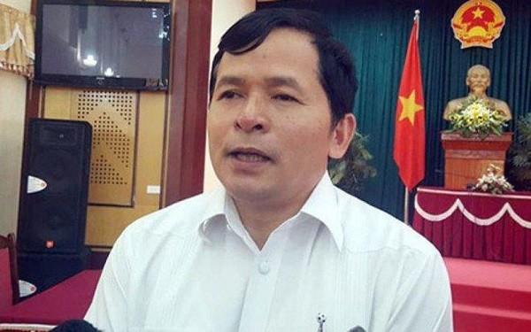 Chủ tịch UBND huyện Ba Vì Bạch Công Tiến bị UBKT Trung ương thi hành kỷ luật bằng hình thức cảnh cáo