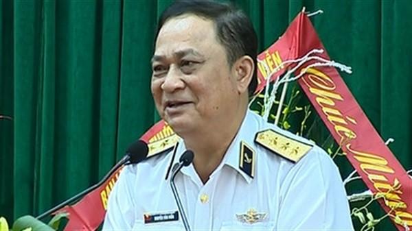 Đô đốc Nguyễn Văn Hiến